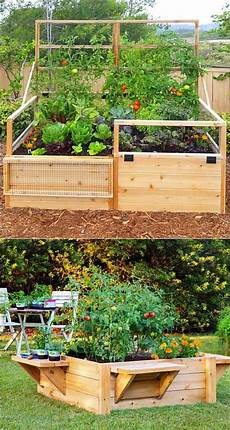 28 amazing diy raised bed gardens a of rainbow