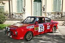 Skoda 130 Rs The Schwab Collection Vintage Rally Cars