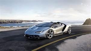 Wallpaper Lamborghini Centenario Roadster 2017 Cars