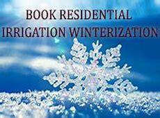 Next Rain Irrigation   Book Irrigation Winterization
