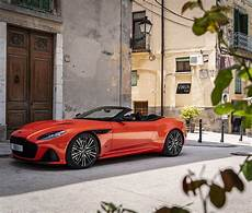 Aston Martin Bond 2020 - driving the 2020 aston martin dbs superleggera volante