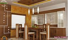 interior design for kitchen and dining modular kitchen dining and bedroom interior kerala home