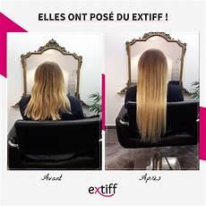 Photos Avant Apr 232 S De Pose D Extensions De Cheveux