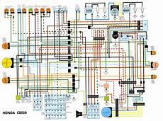 76 cb550 wiring diagram