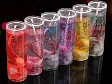 candele gel 36 pcs glass bottles gel wax candles wedding banquet