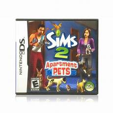 Sims 2 Apartment Pets Pc by Buy The Sims 2 Apartment Pets Nintendo Ds