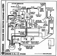 How Do You Read An Automobile Vacuum Diagram Yahoo Answers