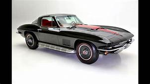 1967 Corvette Stingray 427 Coupe  YouTube