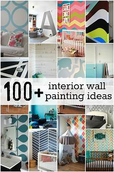 Bedroom Easy Diy Wall Painting Ideas by Diy Amazing 100 Interior Wall Painting Ideas