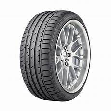 Continental 225 45 R17 Contisportcontact 3 91w Fr