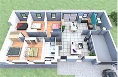 faire des plans de maison maison moderne 5 pieces