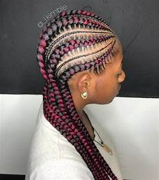 20 super cornrow braid hairstyles