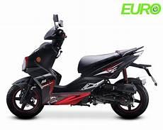 motorroller sportroller roller 49 ccm 25 kmh schwarz