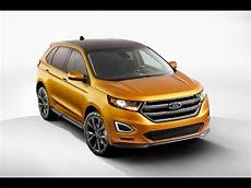 2016 Ford Edge For Europe Model