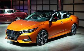 2020 Nissan Sentra Launched At 2019 LA Auto Show  News