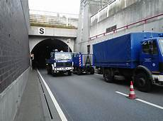 Wesertunnel Gesperrt 2017 - thw ov bremen nord einsatz im wesertunnel