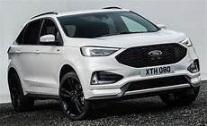 ford edge st line 2018 ford edge st line details and specs