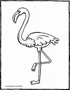 Malvorlage Flamingo Einfach Malvorlage Flamingo Kopf Coloring And Malvorlagan