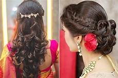 Different Hairstyles For Indian
