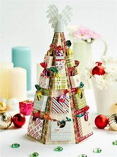 3d Tree Countdown Advent Calendars To Diy