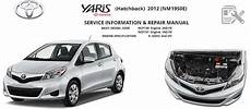 how to fix cars 2012 toyota yaris parental controls toyota yaris 2010 2012 2014 service manual toyota yaris ncp 130 131 repair service manual