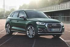 New Audi Sq5 Suv 2017 Official Pictures Auto Express