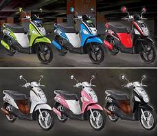 Modifikasi Mio Fino by Modifikasi Motor Yamaha Mio Fino Sporty Thecitycyclist
