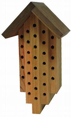 mason bee house plans quot diamond quot shaped mason bee house orchard solitary bees