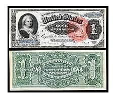 48 dollars en euros silver certificate united states