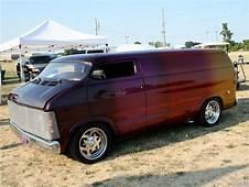 Best 111 Custom Vans Images On Pinterest  Dodge Van