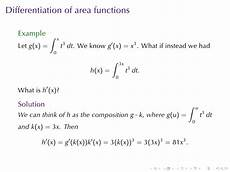 lesson 26 the fundamental theorem of calculus section 4 version