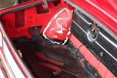 kofferraum triumph spitfire