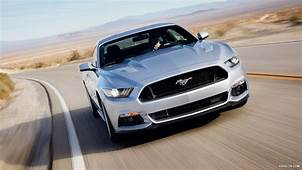 2015 Ford Mustang GT  Front HD Wallpaper 8 1920x1080