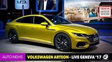 Volkswagen Vw Arteon Live Premiere Geneva International
