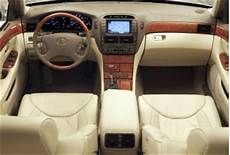 automotive air conditioning repair 2004 lexus ls head up display 2004 lexus ls review ratings specs prices and photos the car connection
