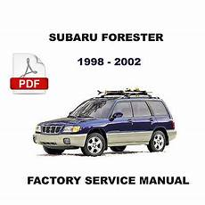 car repair manual download 2012 subaru forester spare parts catalogs subaru forester 1998 2002 factory service repair fsm manual wiring diagram ebay