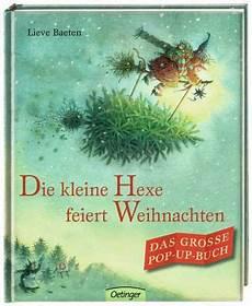 Die Kleine Hexe Feiert Weihnachten Lieve Baeten