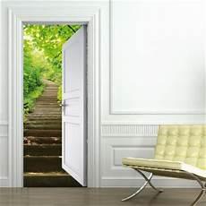 Wallstickers Folies Staircase Door Stickers