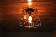 the salvage hunt egg wire basket light fixture