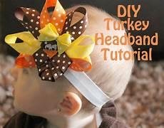 Turkey Headband Tutorial S
