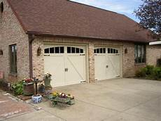 C S Garage Doors by C H I S Carriage House Overlay Steel Series Gives The