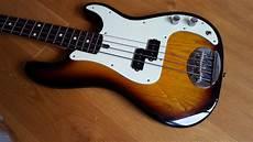 Sold Lakland Bob Glaub 64 Precision Signature Bass