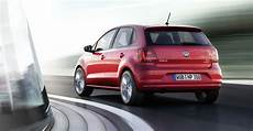 Volkswagen Polo Facelift Revealed Three Cylinder Engines