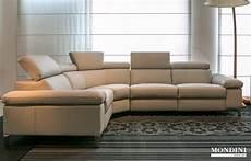 divani tondi divano ad angolo con meccanismo relax nicoletti modello