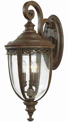 feiss english bridle 3 light large outdoor wall lantern
