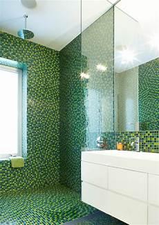 Bad Mit Mosaik - mosaik fliesen f 252 r bad ideen f 252 r betonung einzelner bereiche