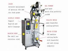 vertical form fill seal machine packaging solution mingke