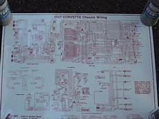 1967 chevy headlight wiring diagram chapter 7 wiring harnesses