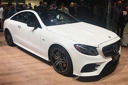 New 2017 Mercedes E Class Coupe Revealed In Detroit  Auto