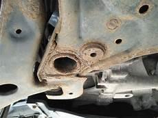 Rost Stoppen An Fahrwerksteilen Unterboden